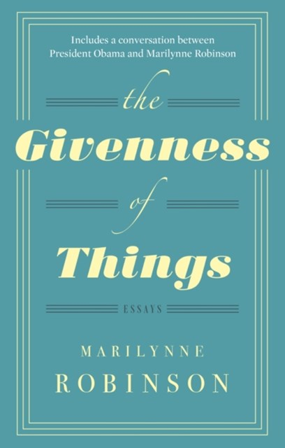 (ebook) The Givenness Of Things