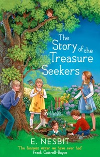 The Story of the Treasure Seekers by E. Nesbit, Gordon Browne (9780349009537) - PaperBack - Children's Fiction