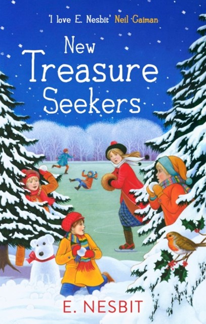 (ebook) New Treasure Seekers