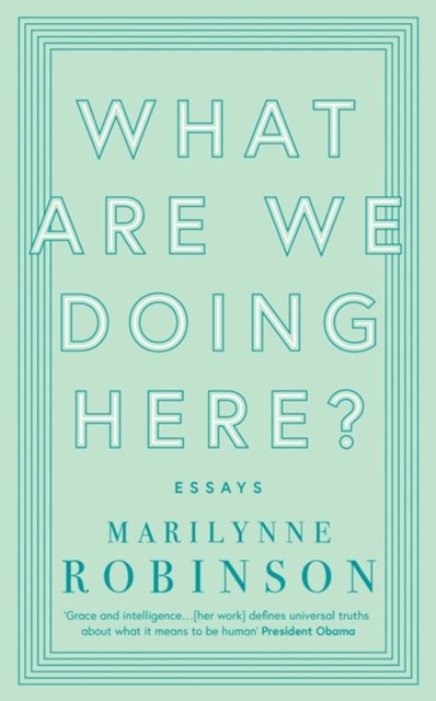 (ebook) What are We Doing Here?