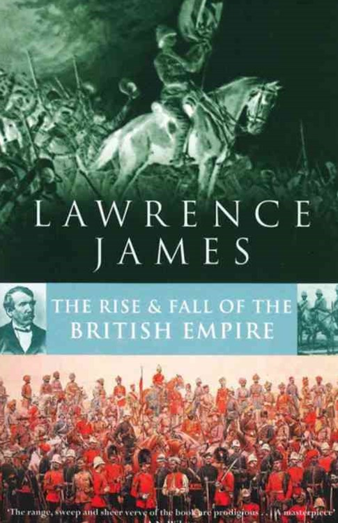 Illus Rise And Fall Of The British Empire