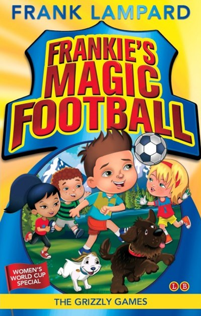 Frankie's Magic Football: The Grizzly Games