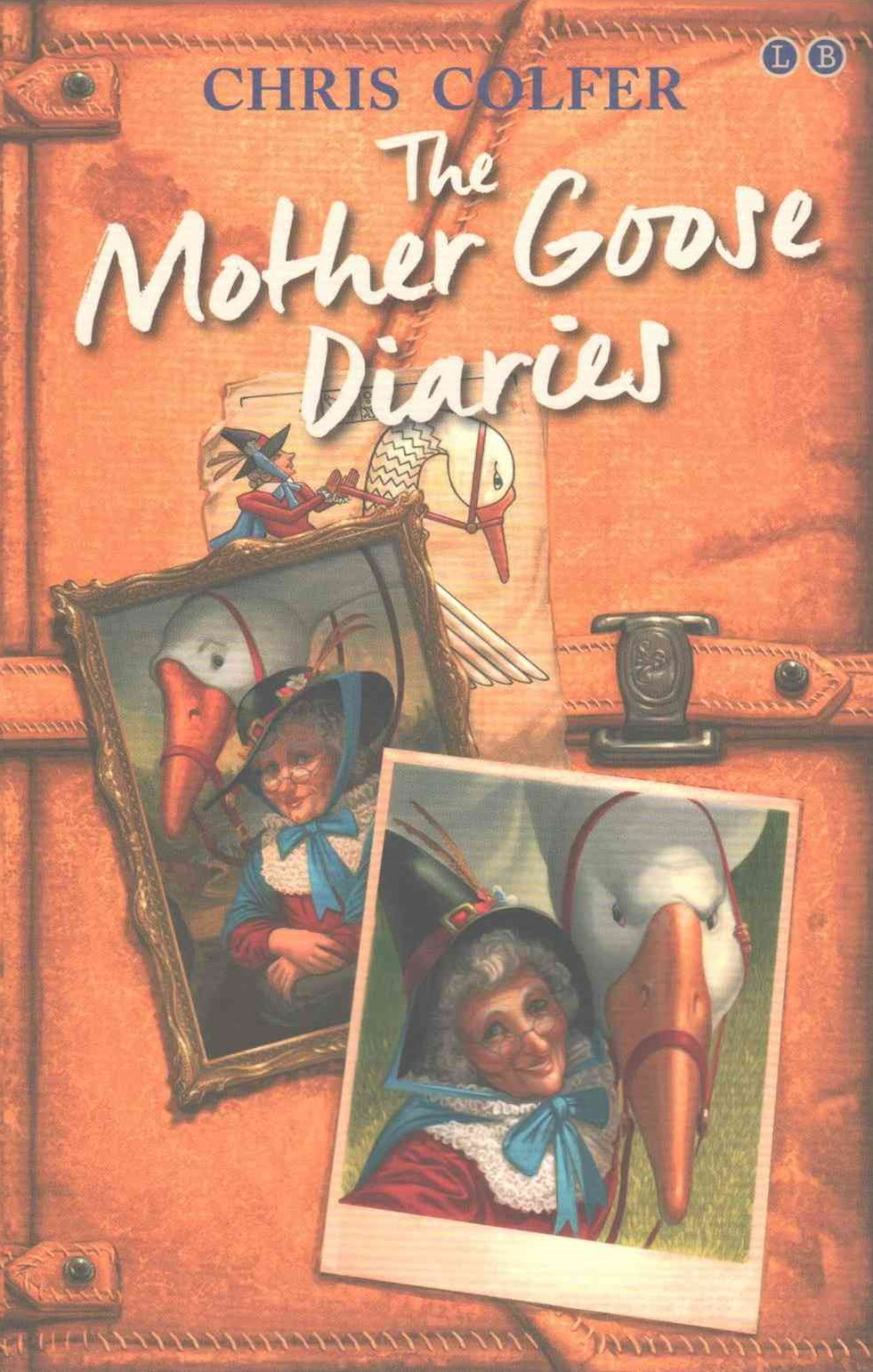 The Land of Stories: The Mother Goose Diaries