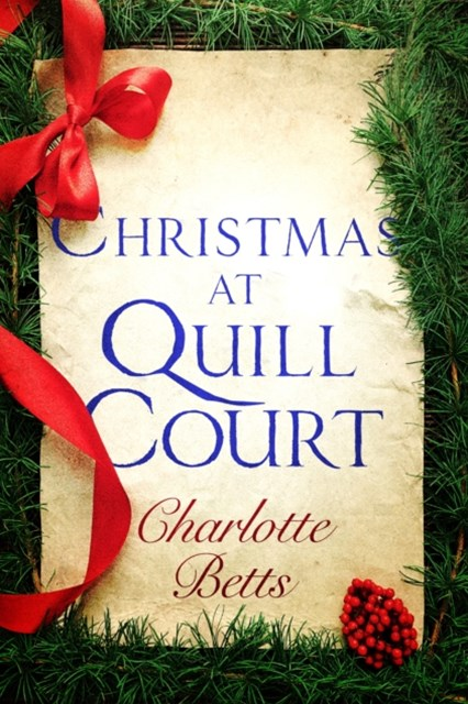 (ebook) Christmas at Quill Court