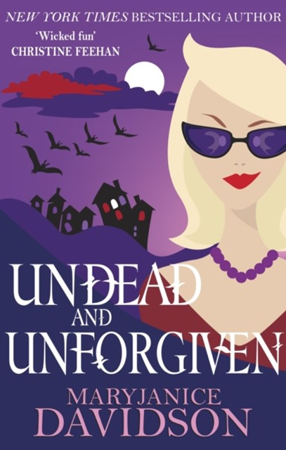 (ebook) Undead and Unforgiven