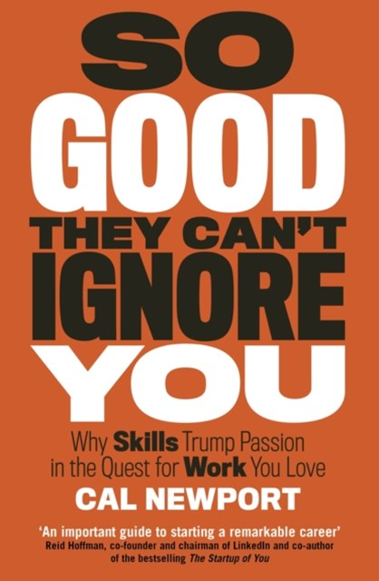 (ebook) So Good They Can't Ignore You
