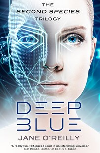 Deep Blue by Jane O'Reilly (9780349416625) - PaperBack - Romance Paranormal Romance