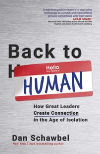 (ebook) Back to Human - Business & Finance Careers