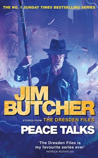 Peace Talks by Jim Butcher (9780356500911) - HardCover - Fantasy