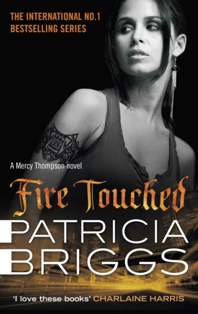 (ebook) Fire Touched