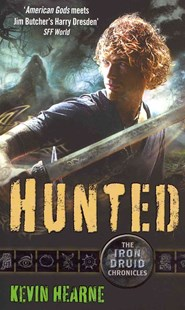Hunted by Kevin Hearne (9780356501987) - PaperBack - Fantasy