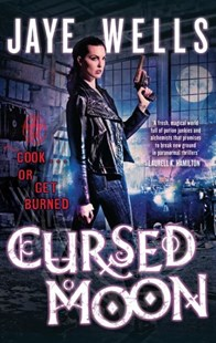 Cursed Moon by Jaye Wells (9780356503028) - PaperBack - Fantasy