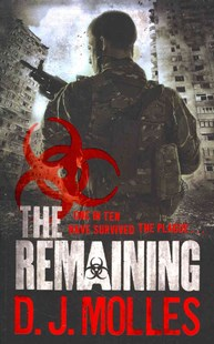 The Remaining by D. J. Molles (9780356503455) - PaperBack - Horror & Paranormal Fiction