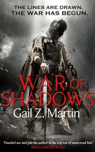 (ebook) War of Shadows - Adventure Fiction Modern