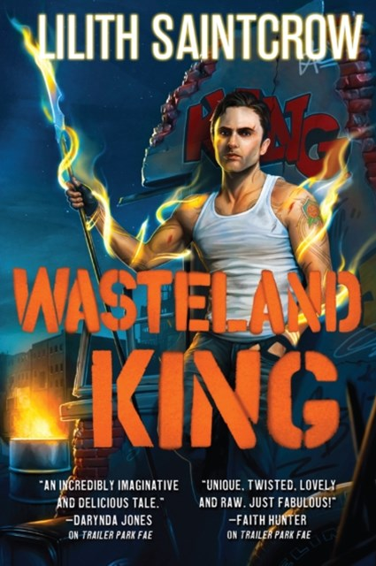 (ebook) Wasteland King