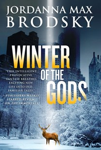 Winter of the Gods by Jordanna Max Brodsky (9780356507279) - PaperBack - Fantasy