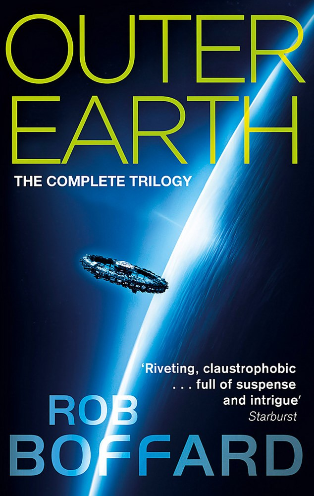 Outer Earth: The Complete Trilogy