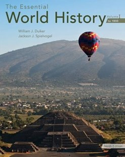 The Essential World History by William J. Duiker, Jackson J. Spielvogel (9780357026861) - PaperBack - History