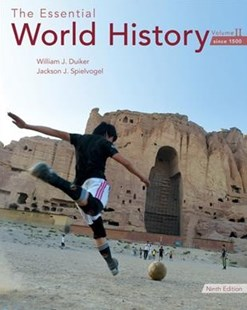 The Essential World History by William J. Duiker, Jackson J. Spielvogel (9780357026878) - PaperBack - History