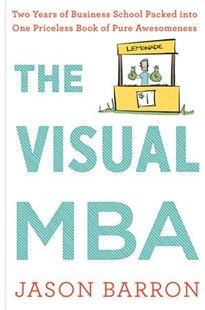 The Visual MBA by Jason Barron (9780358023951) - HardCover - Business & Finance Careers