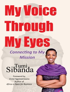 (ebook) My Voice Through My Eyes: Connecting to My Mission - Self-Help & Motivation