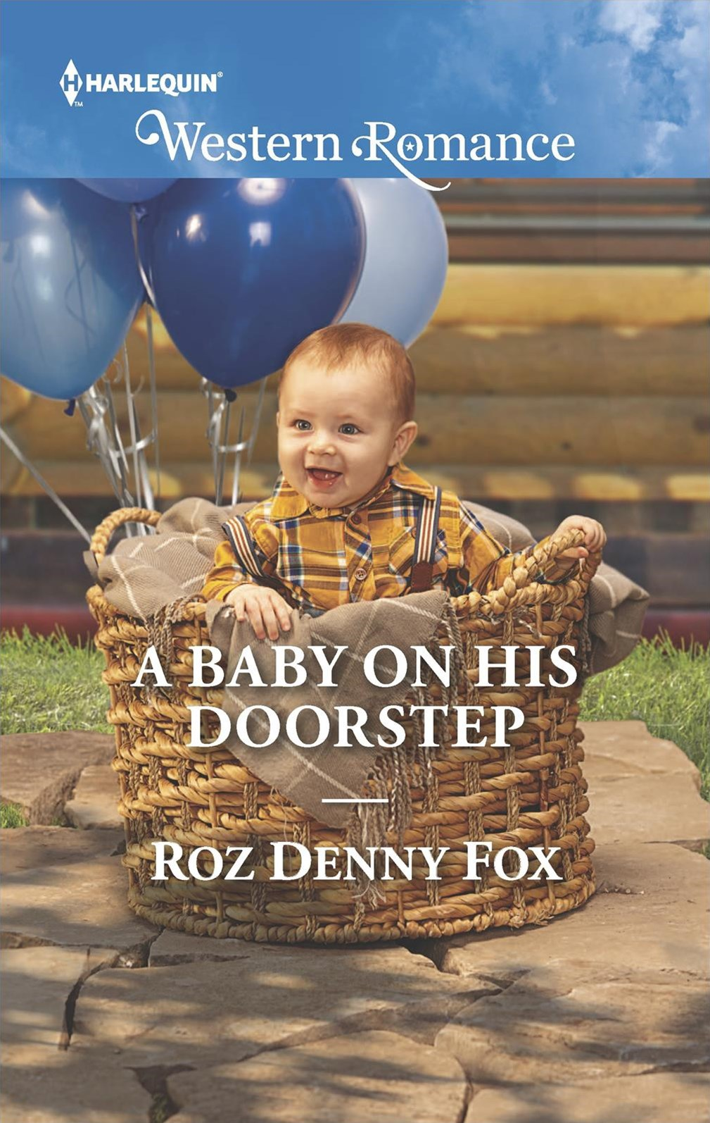 A Baby on His Doorstep