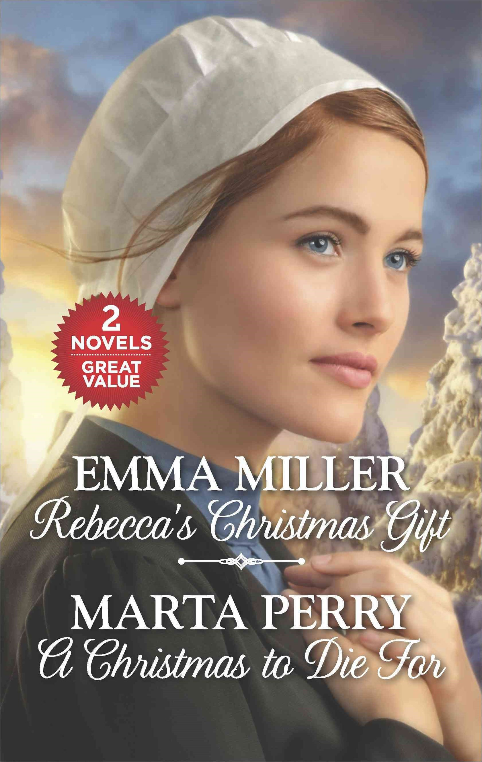 Rebecca's Christmas Gift and a Christmas to Die For