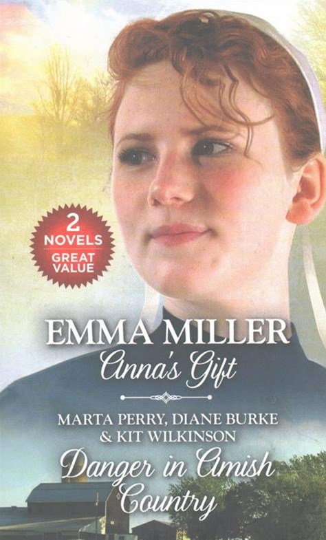 Anna's Gift and Danger in Amish Country