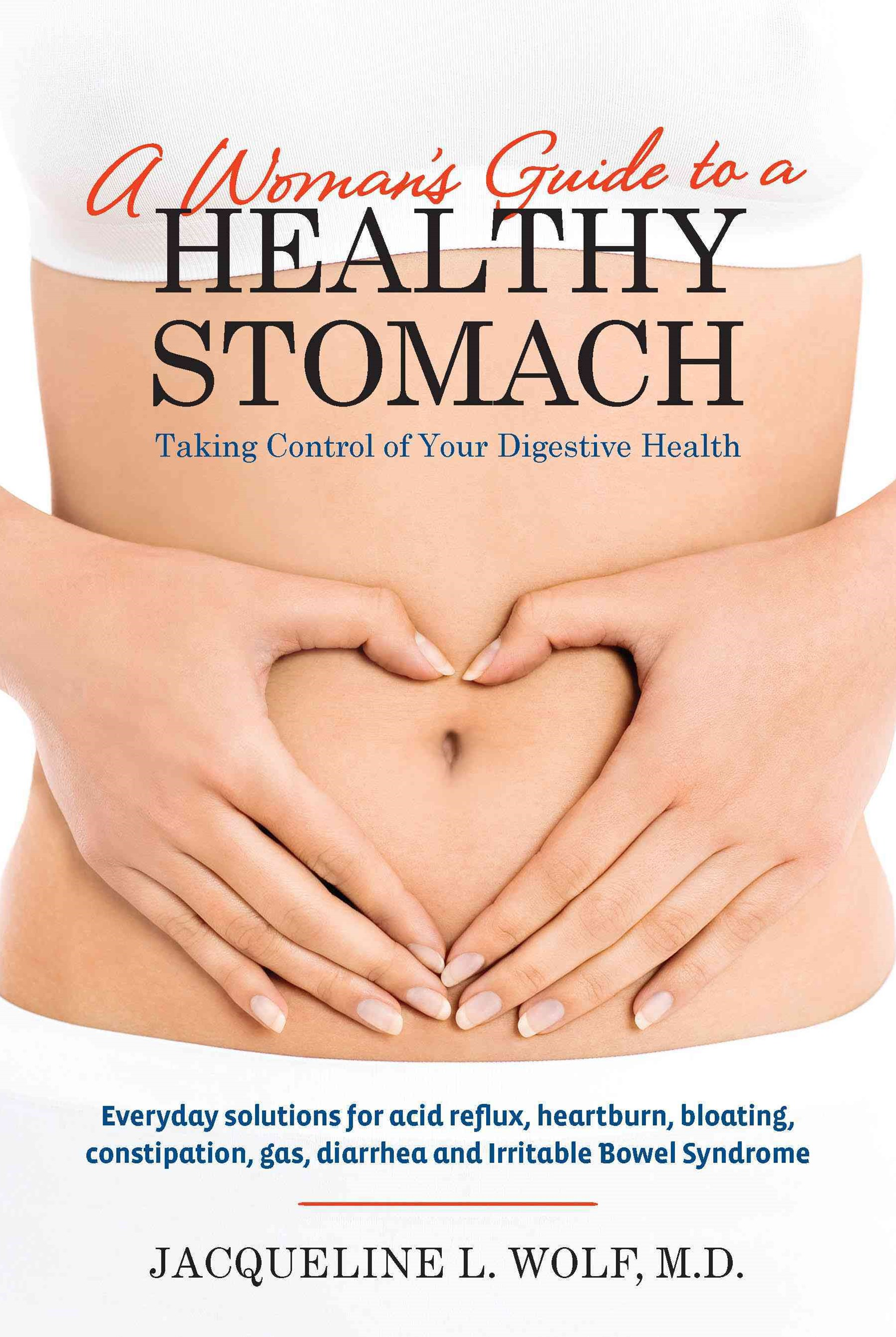 A Woman's Guide to a Healthy Stomach