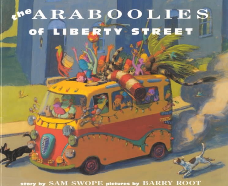 Araboolies of Liberty Street