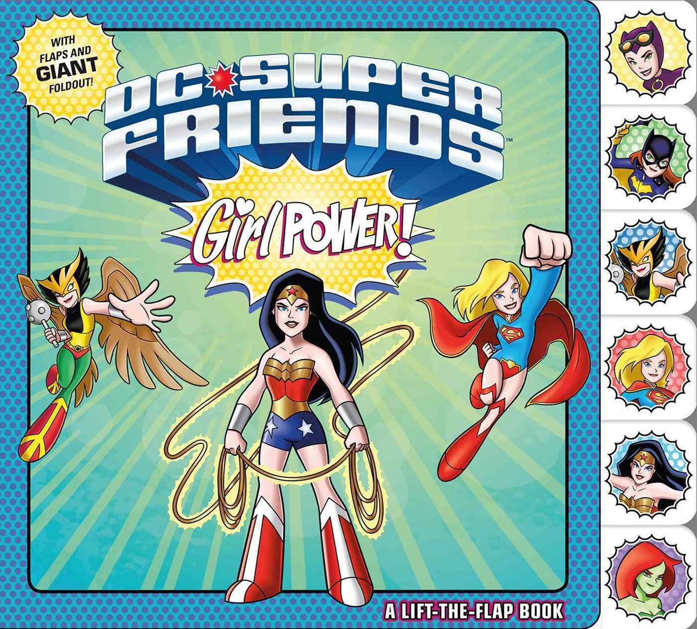 DC Super Friends: Girl Power!
