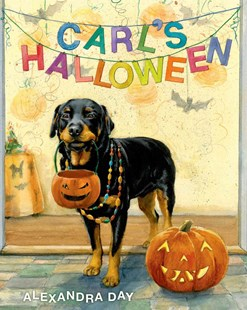 Carl's Halloween - Children's Fiction Intermediate (5-7)