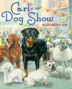 Carl at the Dog Show - Children's Fiction Intermediate (5-7)