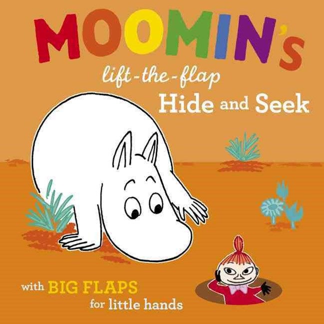 Lift-the-Flap Hide and Seek
