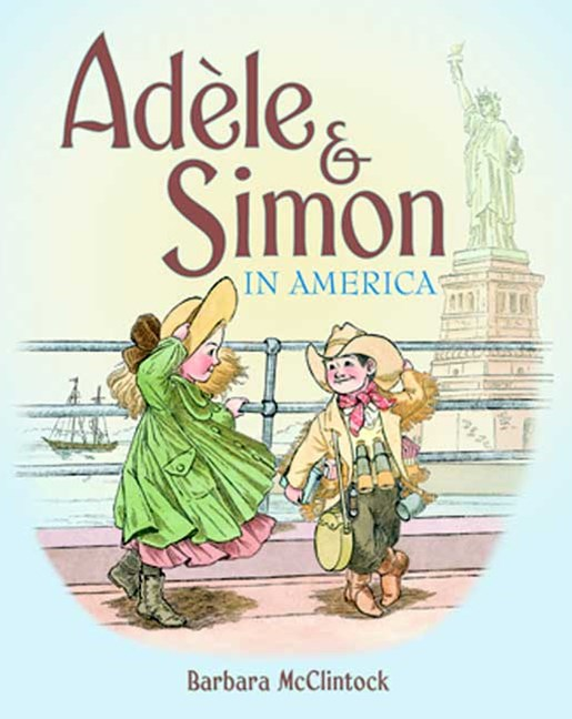 Adèle and Simon in America