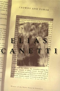 Crowds and Power by Elias Canetti, Carol Stewart (9780374518202) - PaperBack - Social Sciences Psychology