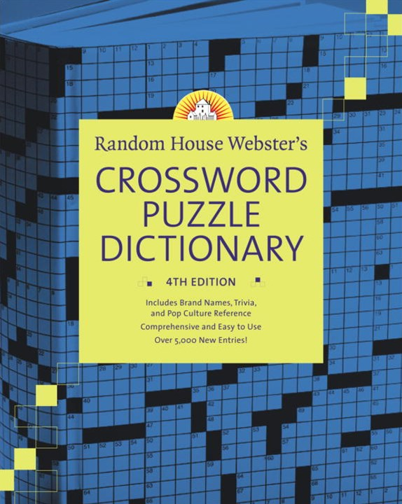 Rhw Crossword Dict 4Ed (Hc)