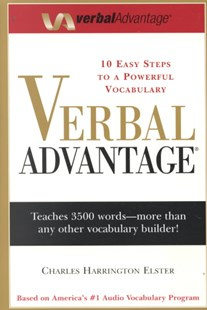 Verbal Advantage by Charles Harrington Elster, Charles Harrington Elster (9780375709326) - PaperBack - Education Teaching Guides