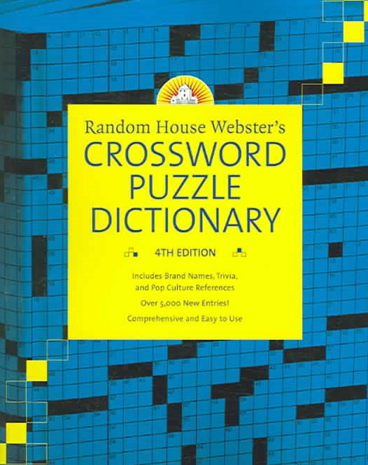 Rhw Crossword Dict 4Ed