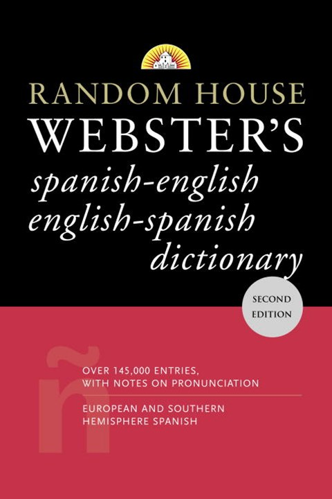 Random House Spanish-Englishenglish-Spanish Dictionary