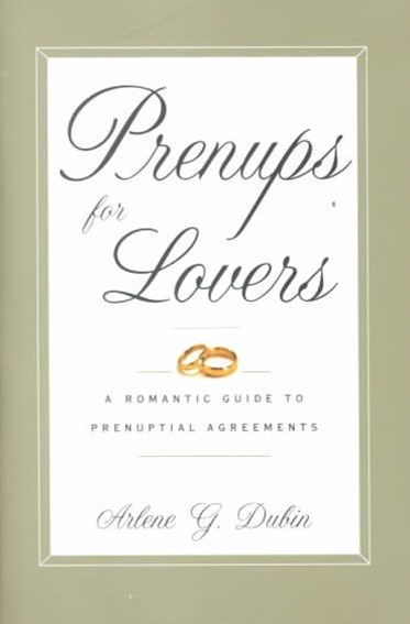 Prenups For Lovers