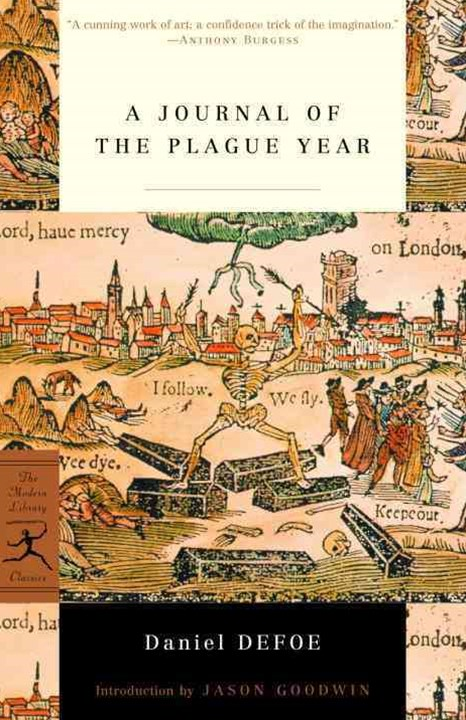 Mod Lib Journal Of The Plague Year