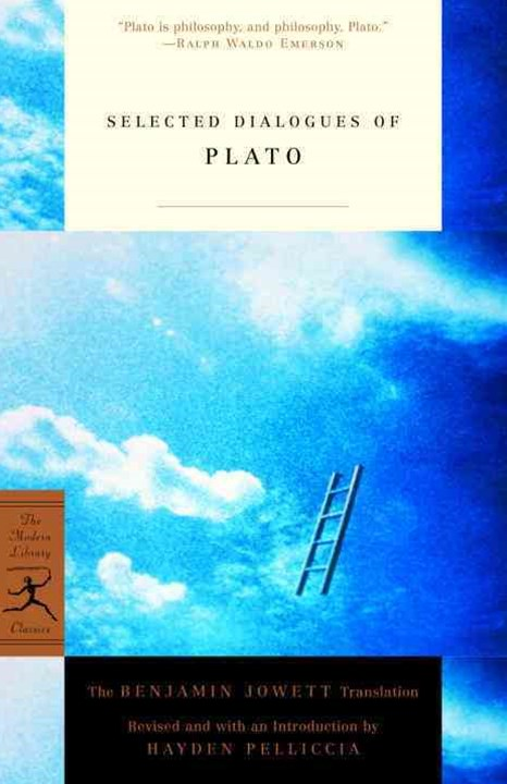 Mod Lib Selected Dialogues Plato