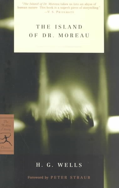 Mod Lib The Island Of Dr Moreau