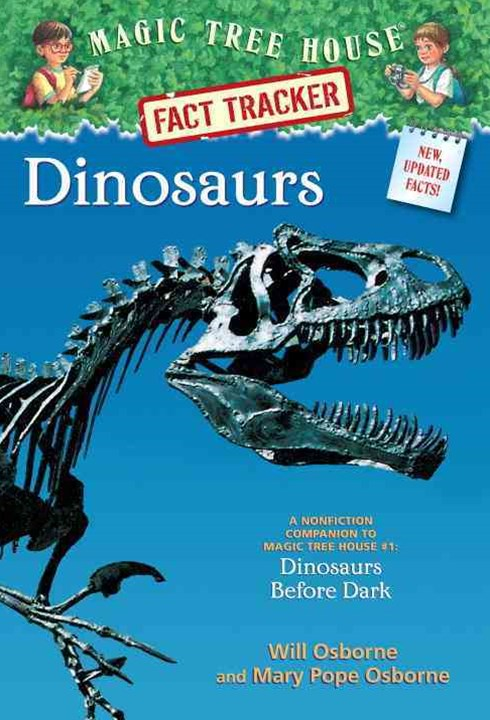 Magic Tree House Fact Tracker #1 Dinosaurs Before Dark