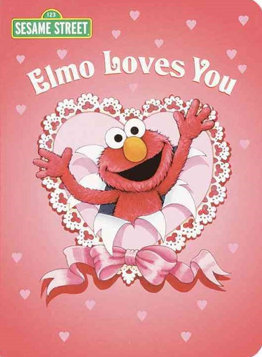 Elmo Loves You: Sesame Street