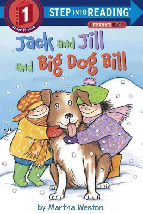 Jack And Jill And Dog Bill