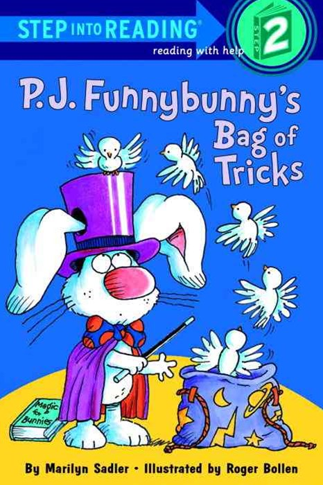 P. J. Funnybunny's Bag of Tricks