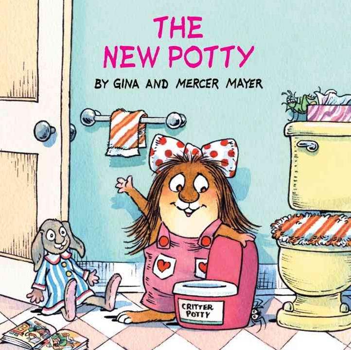 Little Critter The New Potty