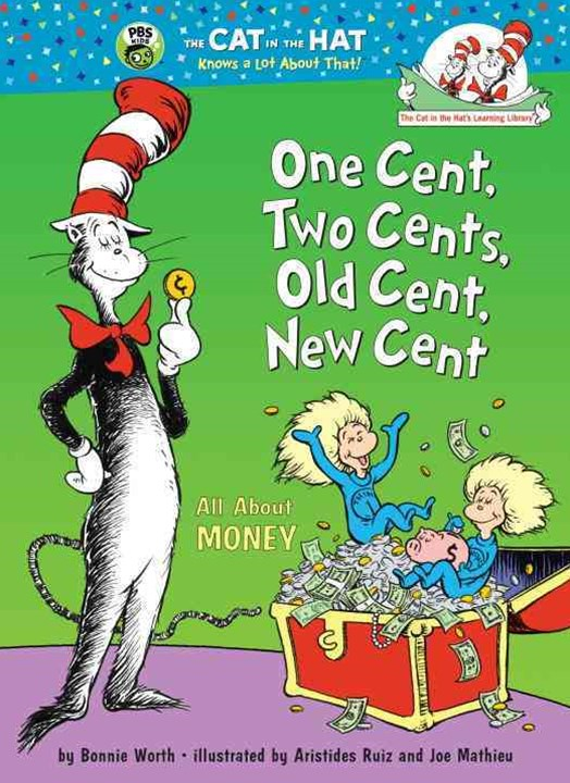 One Cent, Two Cents, Old Cent, New Cent